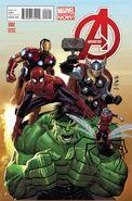 Avengers Vol 5 2 Romita Jr. Variant