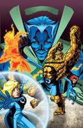 Marvel Adventures Fantastic Four Vol 1 14 Textless
