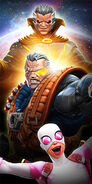 Marvel Contest of Champions Gwenpool Agent of C.A.B.L.E. Chapter 4