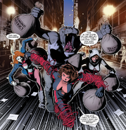 Menagerie (Earth-616) from Amazing Spider-Man Annual Vol 2 1 001