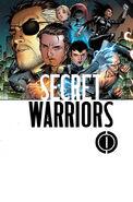 Secret Warriors Vol 1 1 Textless
