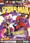 Spectacular Spider-Man (UK) Vol 1 186
