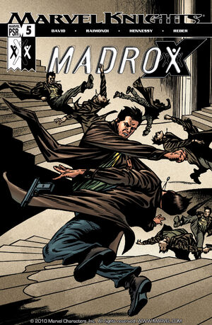 Madrox Vol 1 5