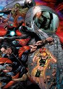 Uncanny X-Men Vol 1 475 Textless