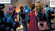 Avengers (Earth-2149) from Ultimate Fantastic Four Vol 1 22 0001