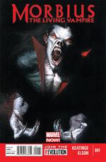 Morbius The Living Vampire Vol 2 1