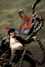 Spider-Man - Doctor Octopus Year One Vol 1 5 Textless