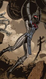 Clare Gruler (Earth-616) from All-New Invaders Vol 1 10 001