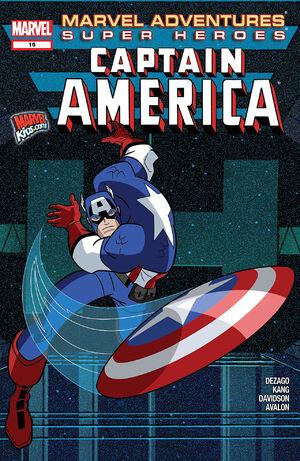 Marvel Adventures Super Heroes Vol 2 16
