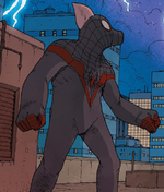 Miles Morhames (Earth-14094) from Ultimate FF Vol 1 5 001