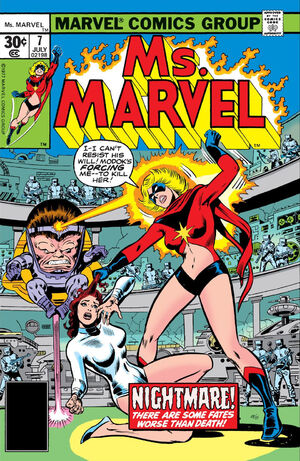 Ms. Marvel Vol 1 7