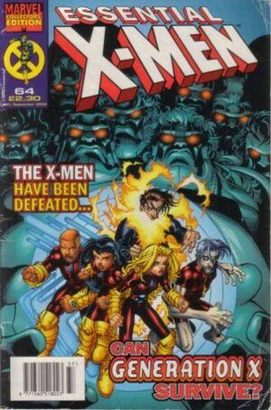 Essential X-Men Vol 1 64