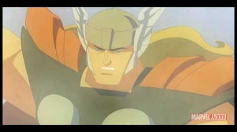 Hulk vs Thor Trailer