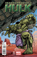 Indestructible Hulk Vol 1 1 Simonson Variant