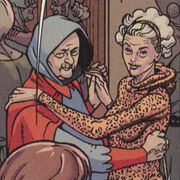 Jerry Carstairs (Earth-616) and Leopard Girl (Gwen) (Earth-616) from Ant-Man Last Days Vol 1 1 001