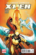 Ultimate Comics X-Men Vol 1 1 Bagley Variant