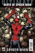 Ultimate Spider-Man Vol 1 158 McNiven Variant
