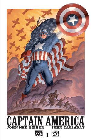 Captain America Vol 4 1