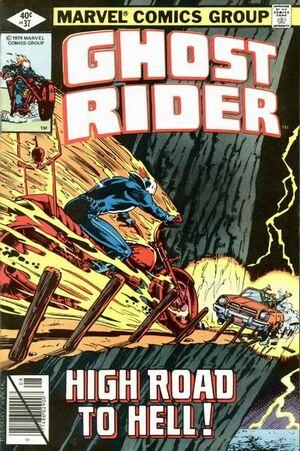 Ghost Rider Vol 2 37 Marvel Database Fandom Powered By