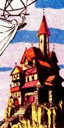 Tower of Shadows from Solo Avengers Vol 1 3 001