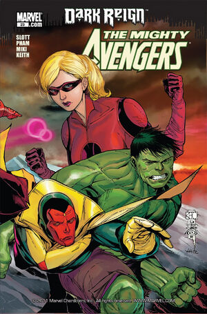 Mighty Avengers Vol 1 23