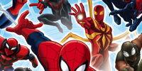 Marvel Universe Ultimate Spider-Man: Web Warriors Vol 1