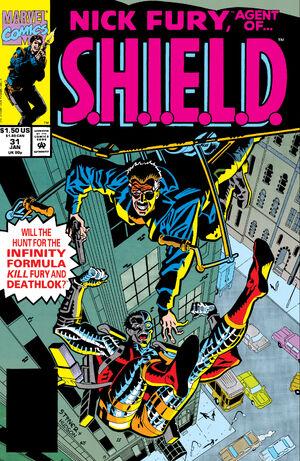 Nick Fury, Agent of S.H.I.E.L.D. Vol 3 31