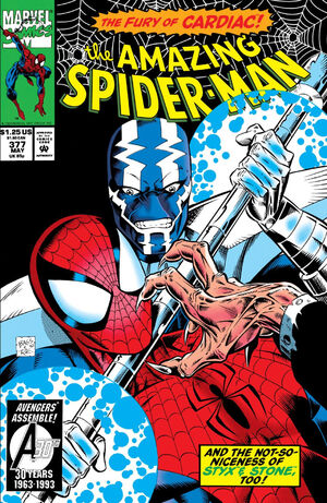 Amazing Spider-Man Vol 1 377
