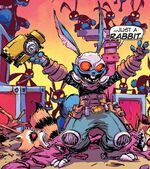 Blackjack O'Hare (Earth-616) from Rocket Raccoon Vol 2 4