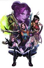 Uncanny X-Men Vol 1 508 Textless