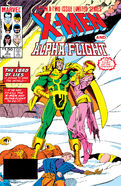 X-Men Alpha Flight Vol 1 2