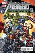 Avengers Operation Hydra Vol 1 1