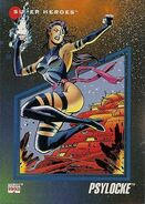 Elizabeth Braddock (Earth-616) from Marvel Universe Cards Series III 0001