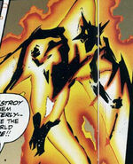 Fin Fang Flame (Earth-9602) from JLX Unleashed 01 0001