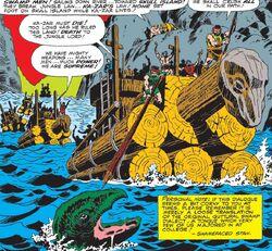 Swamp Men (Earth-616) Daredevil Vol 1 12 001
