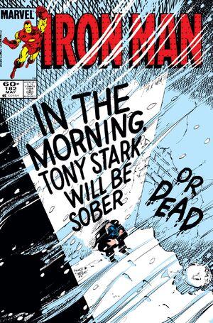 Iron Man Vol 1 182