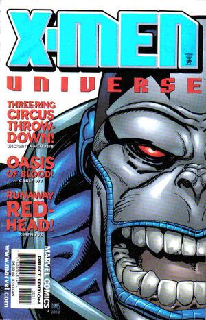 X-Men Universe Vol 1 7