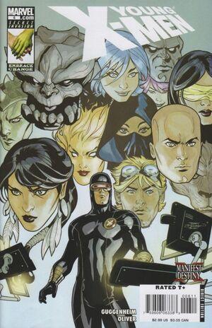 Young X-Men Vol 1 6