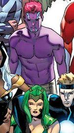 Paras Gavaskar (Earth-616) from X-Men Legacy Vol 1 300 001