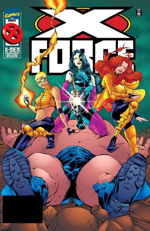 X-Force Vol 1 52