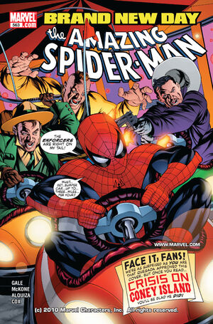 Amazing Spider-Man Vol 1 563