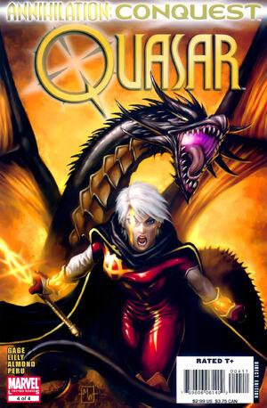 Annihilation Conquest - Quasar Vol 1 4