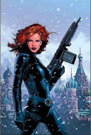 Black Widow Vol 3 1 Textless