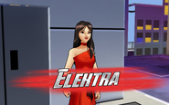 Elektra Natchios (Earth-TRN562) from Marvel Avengers Academy 004