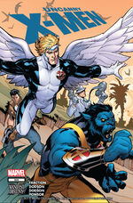 Uncanny X-Men Vol 1 506