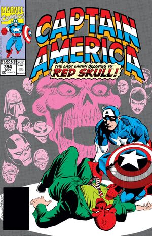 Captain America Vol 1 394