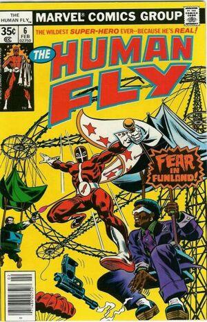 Human Fly Vol 1 6