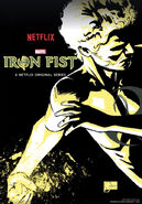Marvel's Iron Fist poster 002