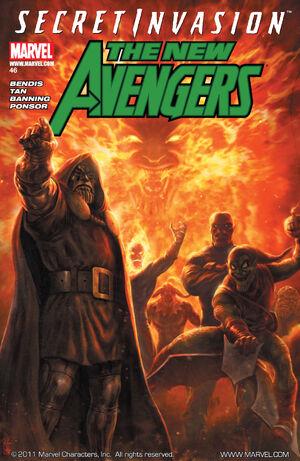 New Avengers Vol 1 46