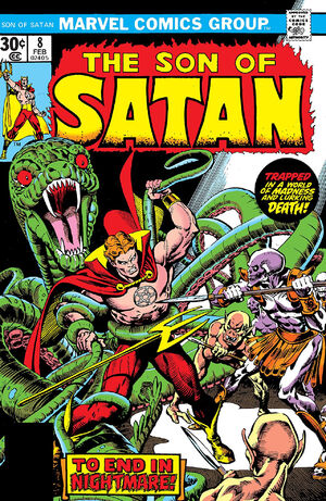 Son of Satan Vol 1 8